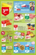 Auchan Werbeprospekt mit neuen Angeboten (2/14)