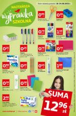 Auchan Werbeprospekt mit neuen Angeboten (14/14)