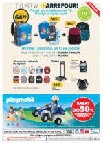 Carrefour Werbeprospekt mit neuen Angeboten (24/120)