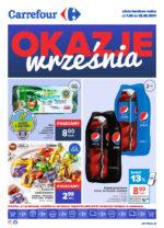 Carrefour Werbeprospekt mit neuen Angeboten (87/194)