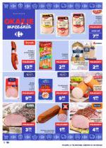 Carrefour Werbeprospekt mit neuen Angeboten (88/194)