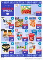Carrefour Werbeprospekt mit neuen Angeboten (92/194)