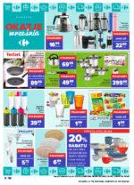 Carrefour Werbeprospekt mit neuen Angeboten (104/194)