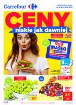 Carrefour Werbeprospekt mit neuen Angeboten (125/194)
