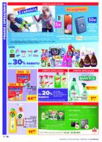 Carrefour Werbeprospekt mit neuen Angeboten (144/194)