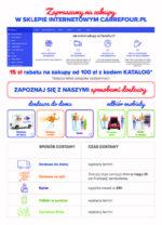 Carrefour Werbeprospekt mit neuen Angeboten (158/194)
