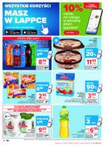 Carrefour Werbeprospekt mit neuen Angeboten (167/194)
