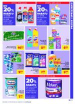 Carrefour Werbeprospekt mit neuen Angeboten (180/194)