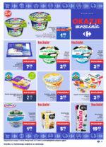 Carrefour Werbeprospekt mit neuen Angeboten (55/194)