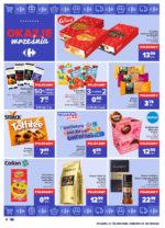 Carrefour Werbeprospekt mit neuen Angeboten (56/194)