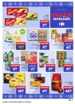 Carrefour Werbeprospekt mit neuen Angeboten (57/194)