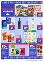 Carrefour Werbeprospekt mit neuen Angeboten (58/194)