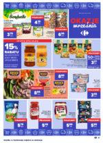 Carrefour Werbeprospekt mit neuen Angeboten (59/194)