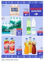 Carrefour Werbeprospekt mit neuen Angeboten (61/194)