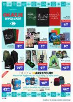 Carrefour Werbeprospekt mit neuen Angeboten (64/194)
