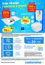 Castorama Werbeprospekt mit neuen Angeboten (9/18)