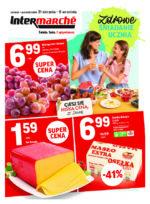 Intermarche Werbeprospekt mit neuen Angeboten (1/32)