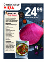 Intermarche Werbeprospekt mit neuen Angeboten (12/64)