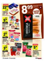 Intermarche Werbeprospekt mit neuen Angeboten (17/64)