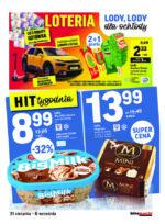 Intermarche Werbeprospekt mit neuen Angeboten (19/64)