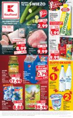 Kaufland Werbeprospekt mit neuen Angeboten (1/88)