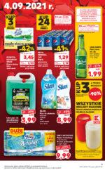 Kaufland Werbeprospekt mit neuen Angeboten (3/88)