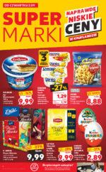 Kaufland Werbeprospekt mit neuen Angeboten (4/88)
