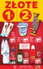 Kaufland Werbeprospekt mit neuen Angeboten (6/88)