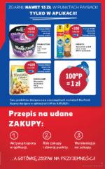 Kaufland Werbeprospekt mit neuen Angeboten (9/88)