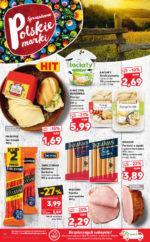 Kaufland Werbeprospekt mit neuen Angeboten (10/88)
