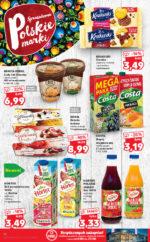 Kaufland Werbeprospekt mit neuen Angeboten (12/88)