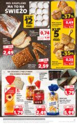 Kaufland Werbeprospekt mit neuen Angeboten (21/88)