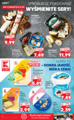 Kaufland Werbeprospekt mit neuen Angeboten (22/88)