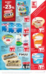 Kaufland Werbeprospekt mit neuen Angeboten (23/88)