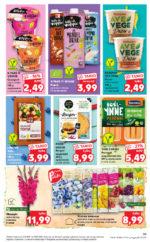 Kaufland Werbeprospekt mit neuen Angeboten (25/88)