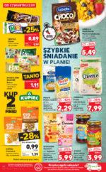 Kaufland Werbeprospekt mit neuen Angeboten (26/88)
