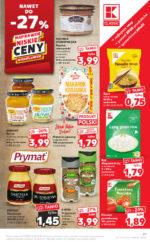Kaufland Werbeprospekt mit neuen Angeboten (27/88)