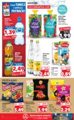 Kaufland Werbeprospekt mit neuen Angeboten (28/88)