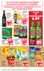 Kaufland Werbeprospekt mit neuen Angeboten (29/88)