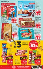 Kaufland Werbeprospekt mit neuen Angeboten (30/88)