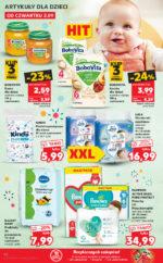 Kaufland Werbeprospekt mit neuen Angeboten (32/88)