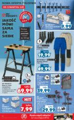 Kaufland Werbeprospekt mit neuen Angeboten (44/88)