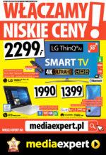 MediaExpert Werbeprospekt mit neuen Angeboten (1/36)
