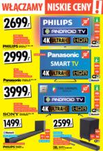 MediaExpert Werbeprospekt mit neuen Angeboten (3/28)