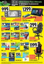 MediaExpert Werbeprospekt mit neuen Angeboten (4/28)