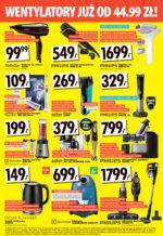 MediaExpert Werbeprospekt mit neuen Angeboten (34/36)