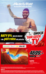 Media Markt Werbeprospekt mit neuen Angeboten (1/80)