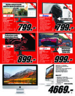 Media Markt Werbeprospekt mit neuen Angeboten (41/80)