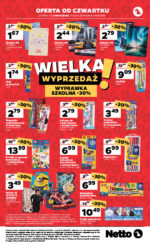 Netto Werbeprospekt mit neuen Angeboten (8/40)