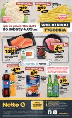 Netto Werbeprospekt mit neuen Angeboten (40/40)